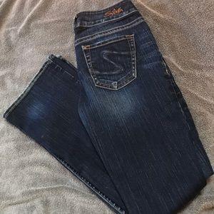 Silver Jeans (Suki) Size W/26 L32